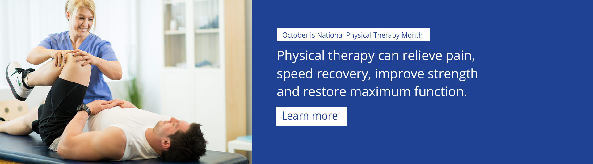 Physical Therapy Awareness Month
