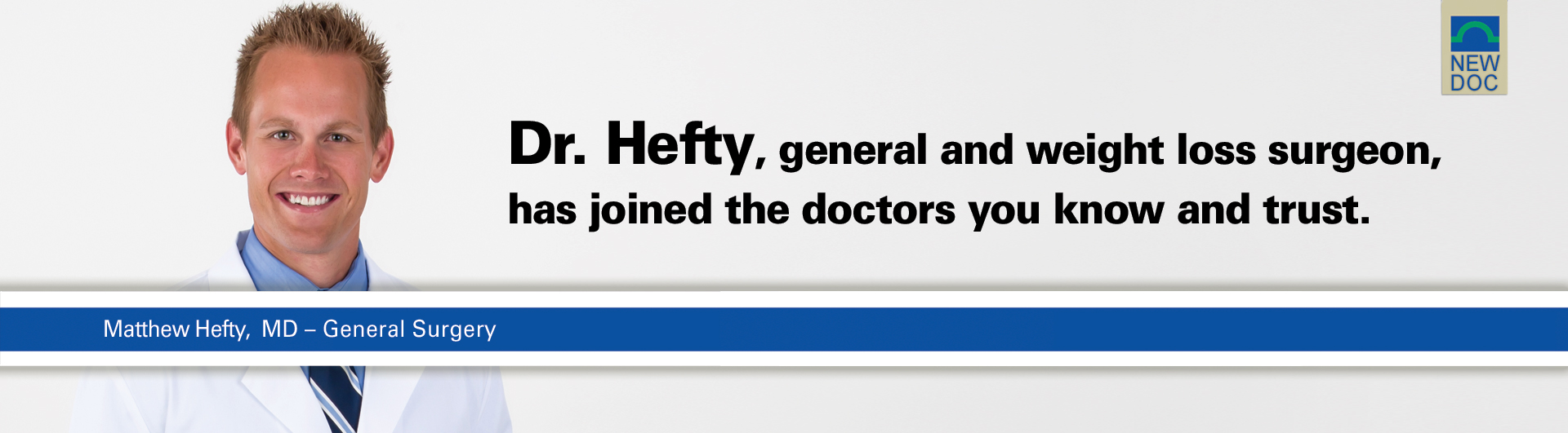 Matthew Hefty, MD