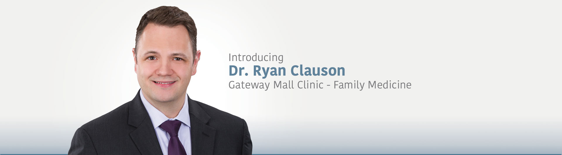 Dr. Ryan Clauson