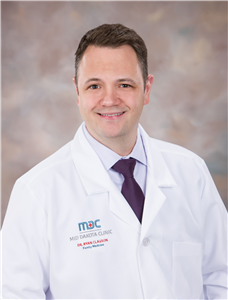 Welcome Dr. Ryan Clauson - Family Medicine