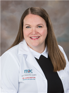 Welcome Dr. Laura Knutson (Obstetrics & Gynecology)