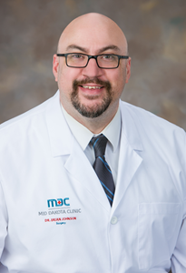 Welcome Dr. Brian Johnson (General Surgery)
